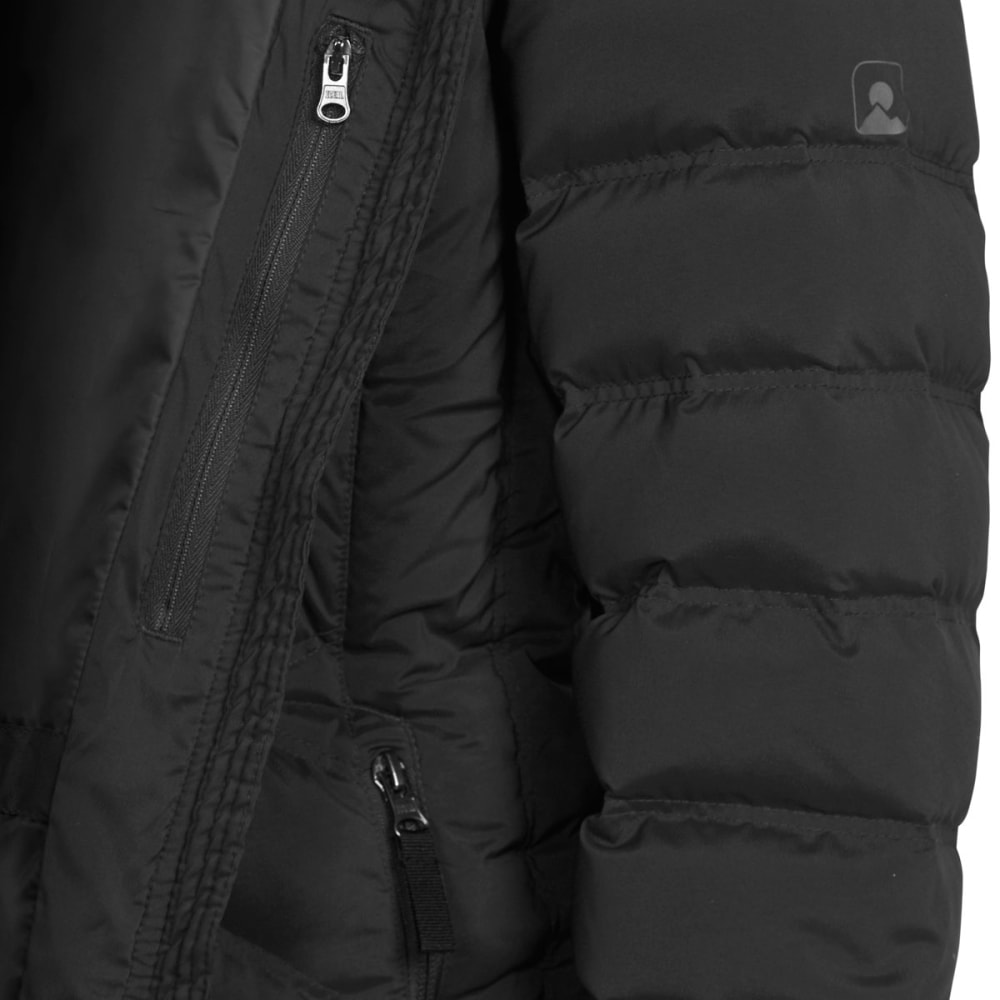 EMS Women's Cascade Stretch Down Jacket - BLACK