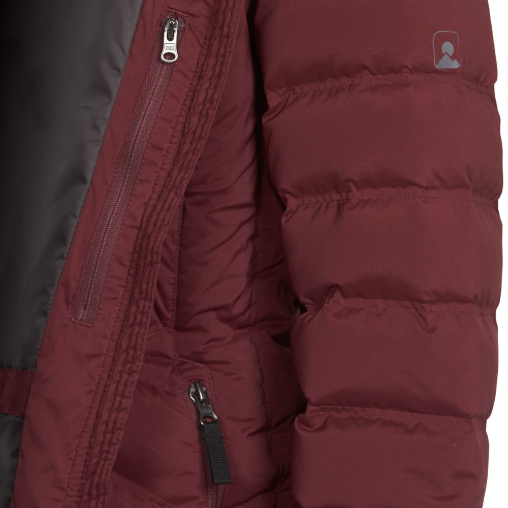 EMS Women's Cascade Stretch Down Jacket - PORT ROYALE
