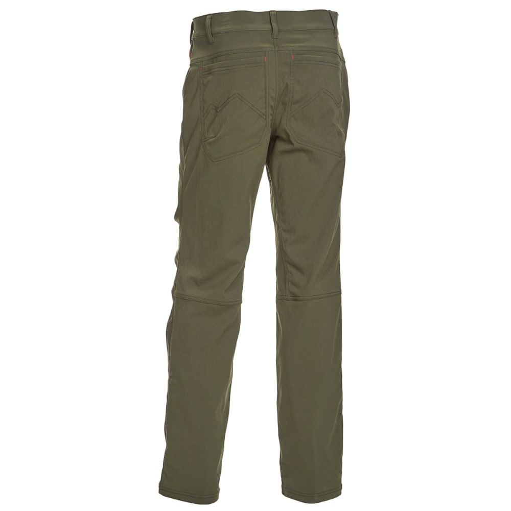 EMS Men's Mountain Life Pants - FOREST NIGHT