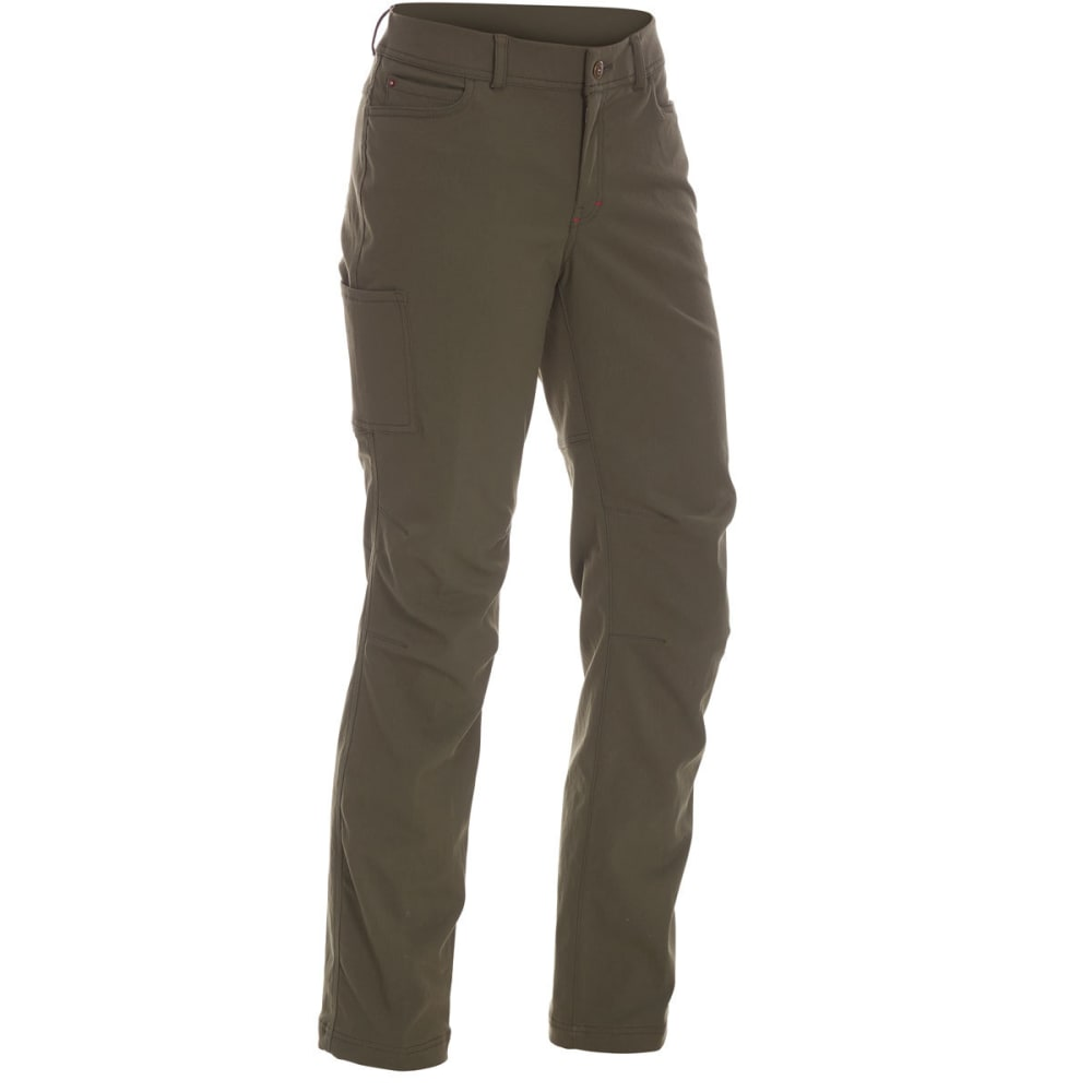 EMS Women's Mountain Life Pants - FOREST NIGHT