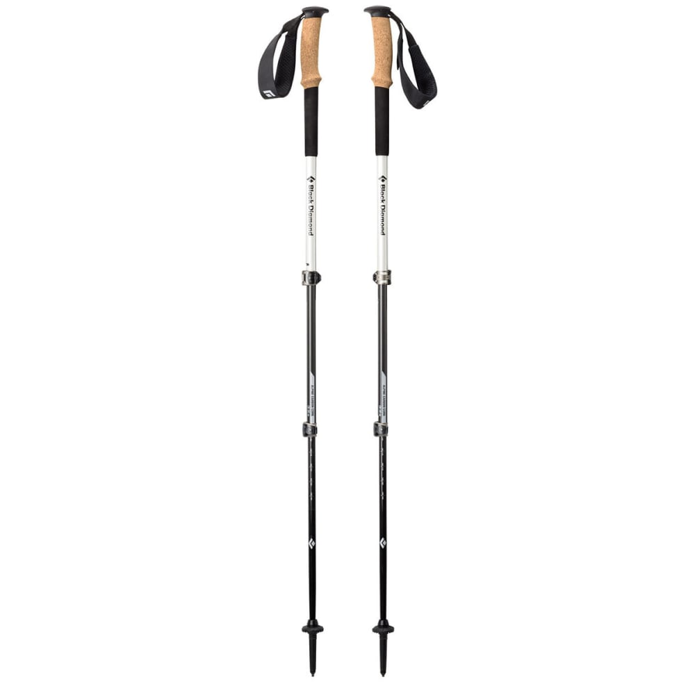 BLACK DIAMOND Alpine Carbon Cork Trekking Poles - NO COLOR