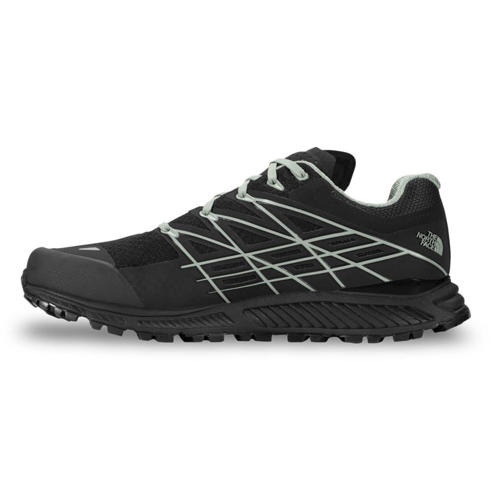 THE NORTH FACE Men's Ultra Endurance Gore-Tex® Trail Running Shoes, Black/Grey - BLACK