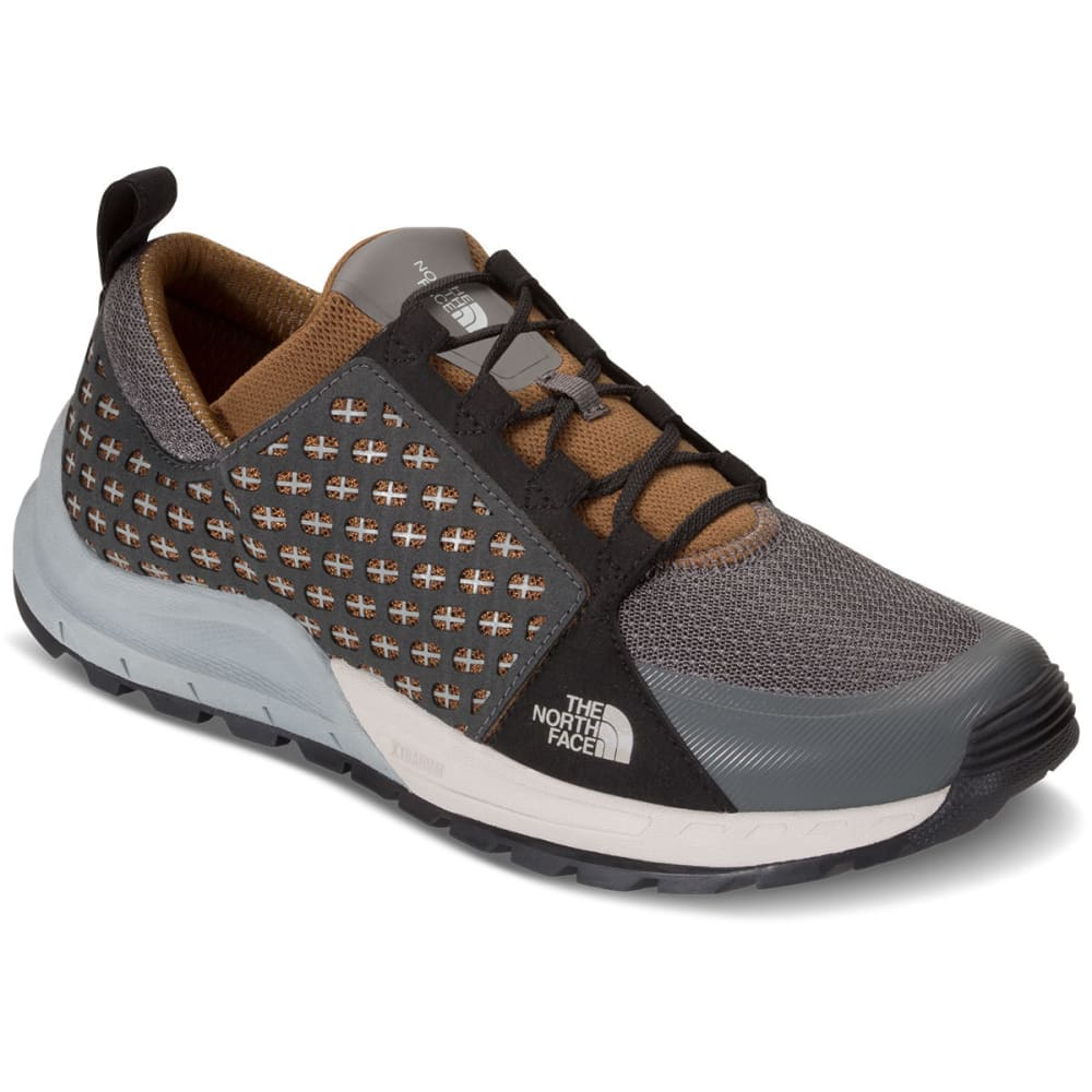 5799d9c03 THE NORTH FACE Men's Mountain Sneaker Shoes, Graphite Grey/Brown