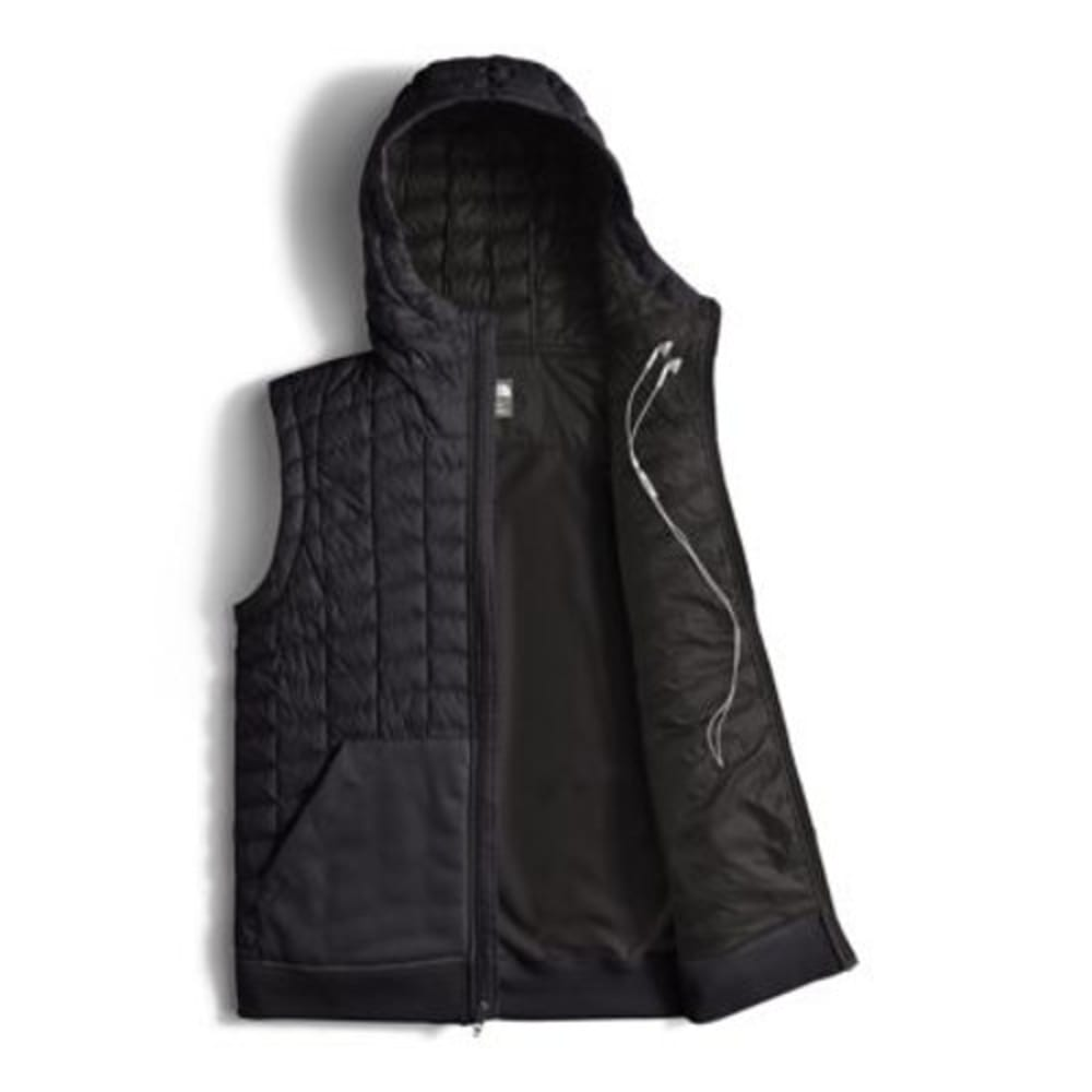 THE NORTH FACE Men's Kilowatt Thermoball Vest - KT0-TNF BLACK/ASPHAL