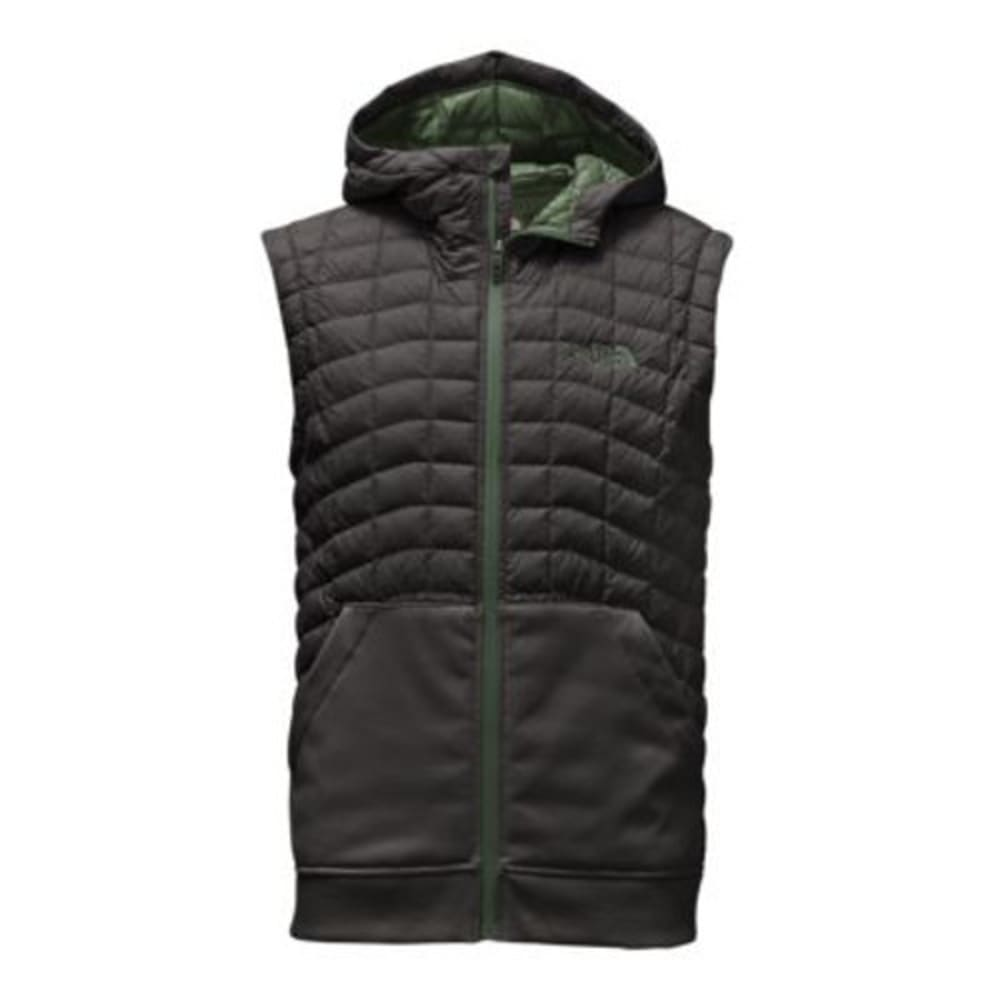 THE NORTH FACE Men's Kilowatt Thermoball Vest - JUW-ASPHALT GREY/DUC