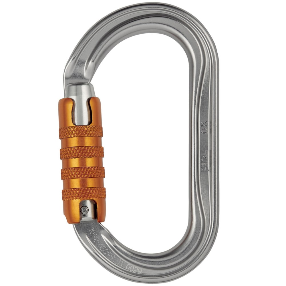 PETZL OK H Frame Triact Lock NO SIZE