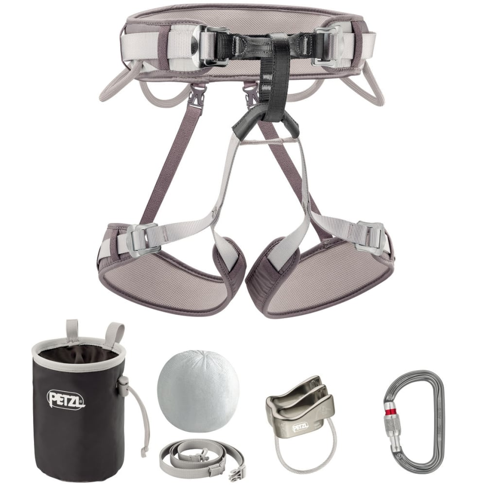 PETZL Corax Harness Kit - GREY