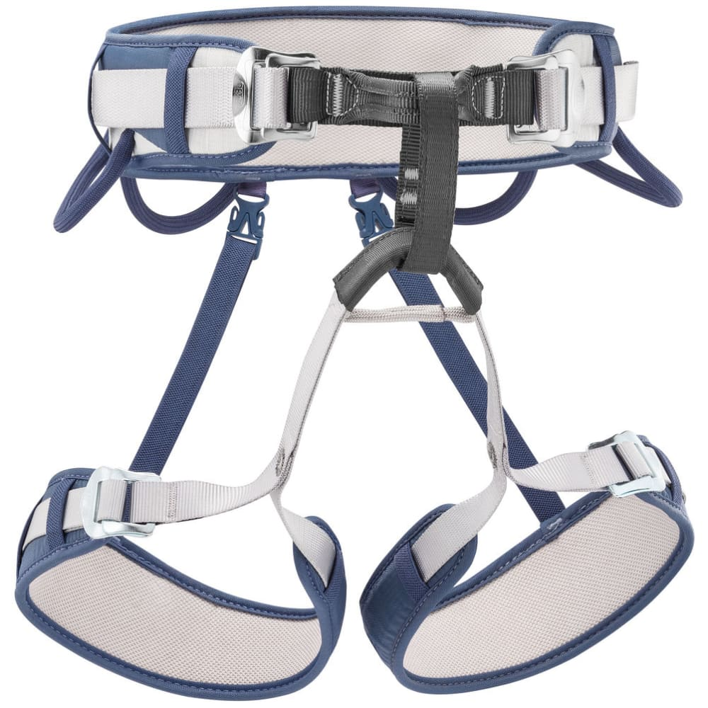 PETZL CORAX Climbing Harness - DENIM BLUE