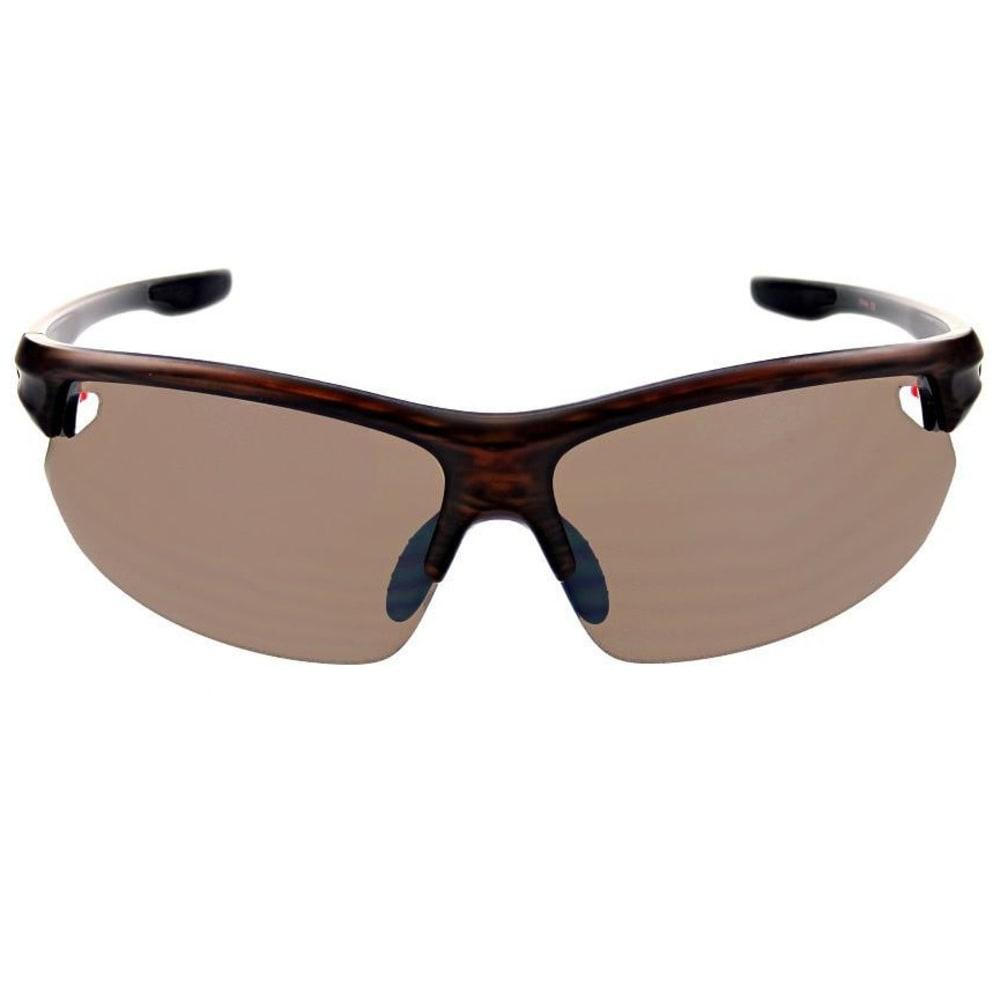 OPTIC NERVE Desoto Plus Sunglasses - Matt Driftwood Demi