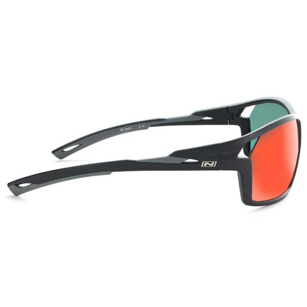 OPTIC NERVE Primer Sunglasses - BLACK/GREY