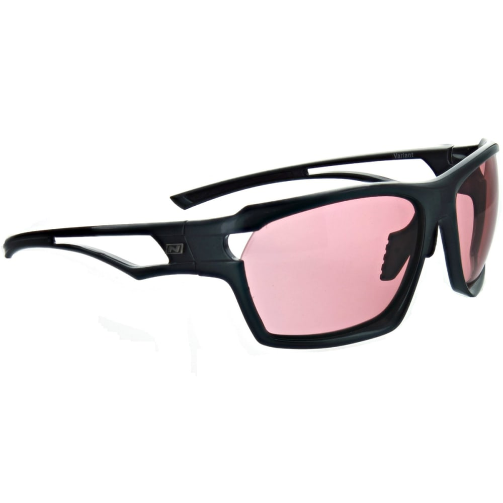 OPTIC NERVE Variant PM Sunglasses, Shiny Carbon - SHINY CARBON