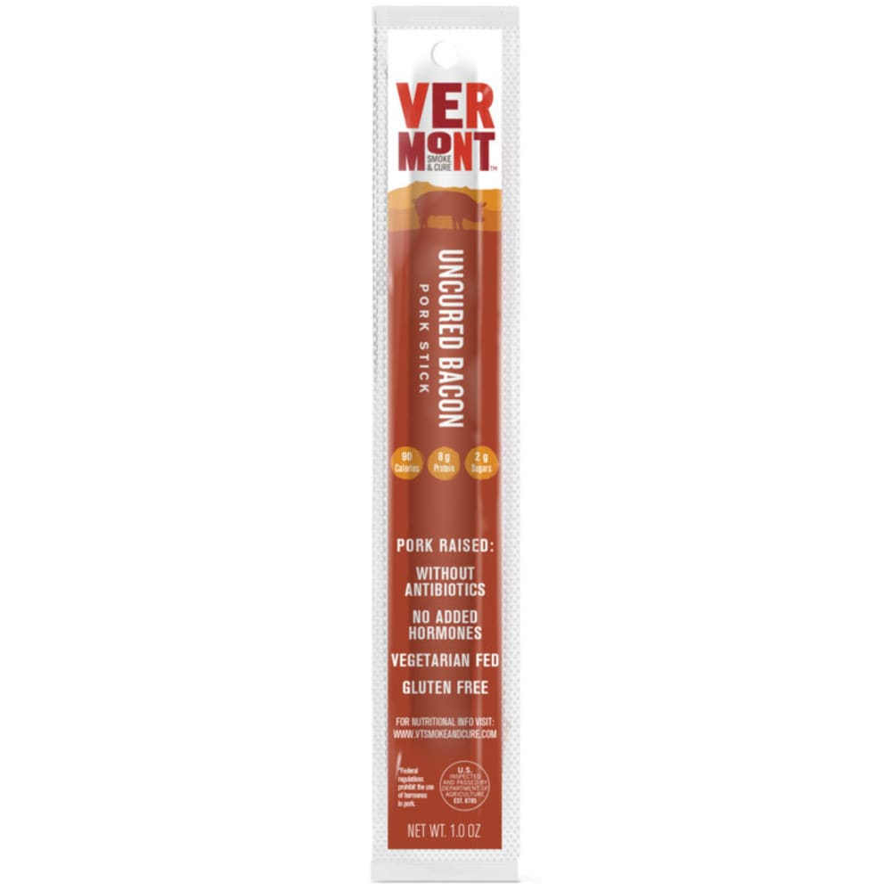 VERMONT SMOKE & CURE Uncured Bacon Stick - NO COLOR