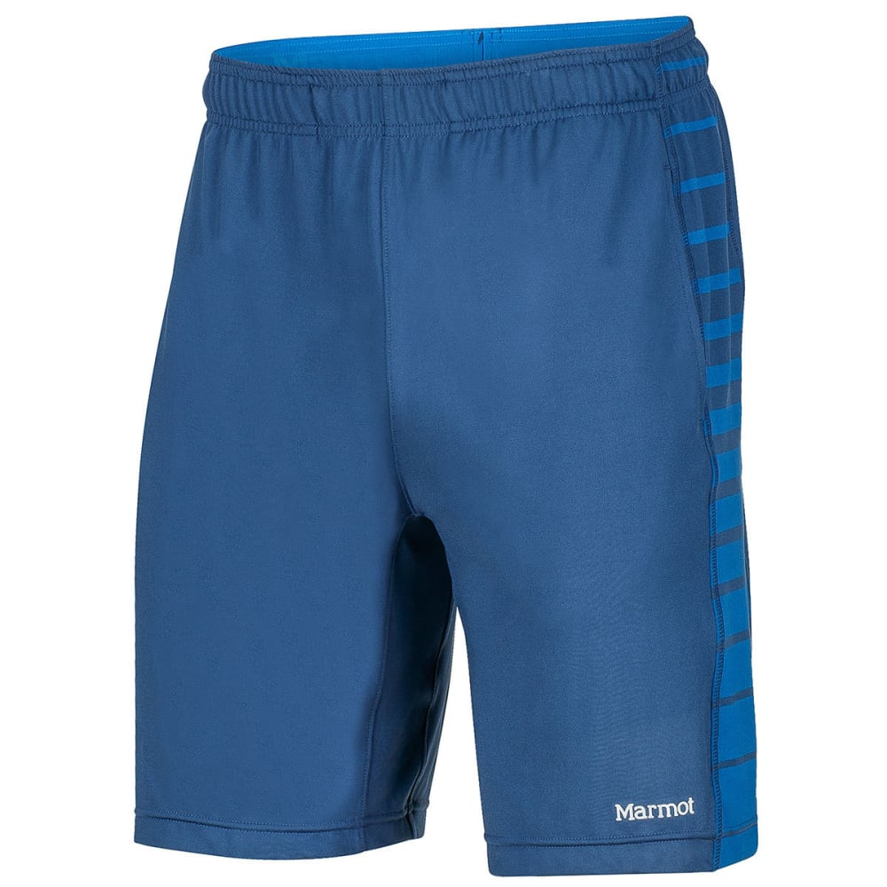 MARMOT Men's Crux Shorts - 2636-VINTAGE NAVY