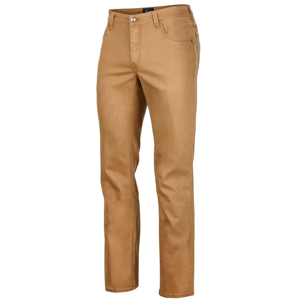 MARMOT Men's Morrison Jeans, Short - 7144-CAVALRY BROWN