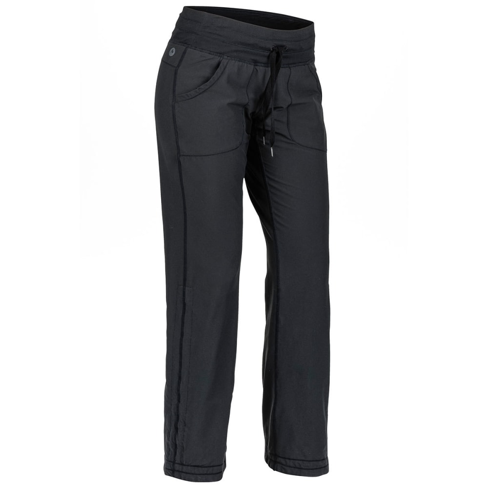 MARMOT Women's Kira Lined Pants - 001-BLACK
