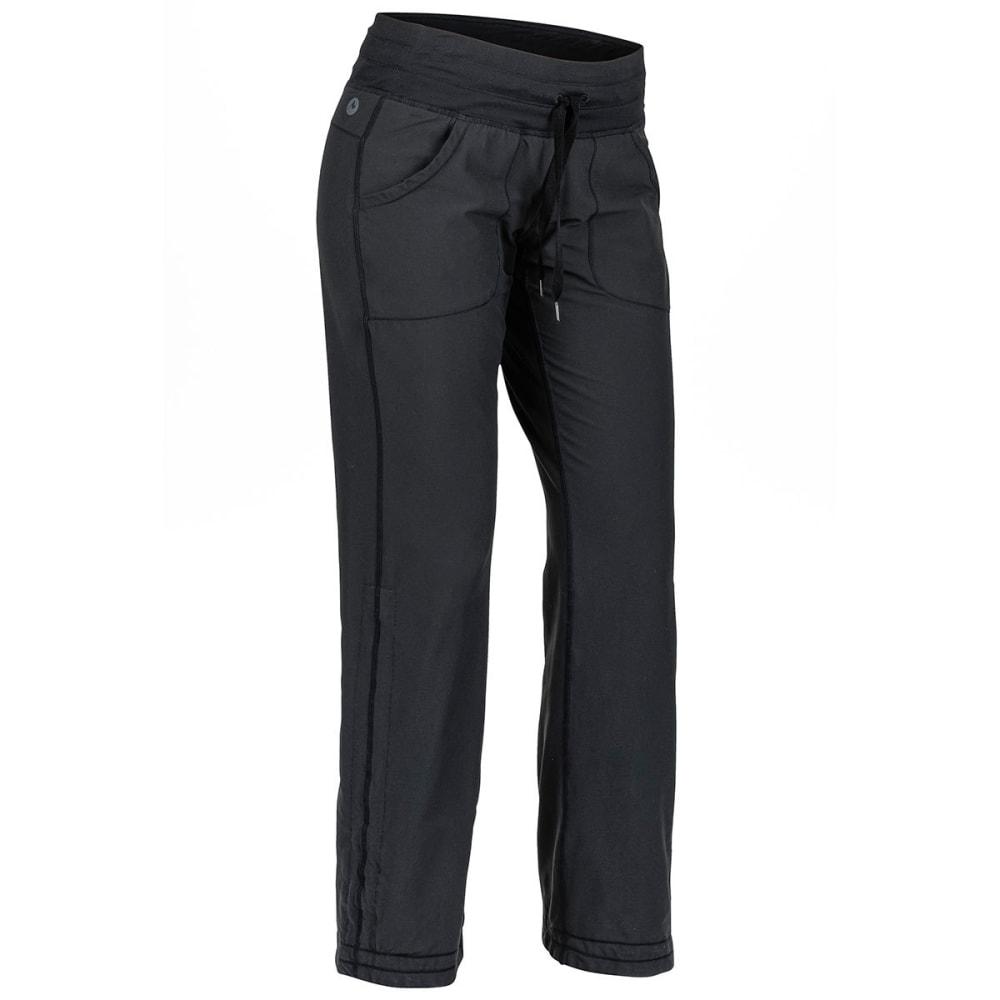 MARMOT Women's Kira Lined Pants - 001-BLACK