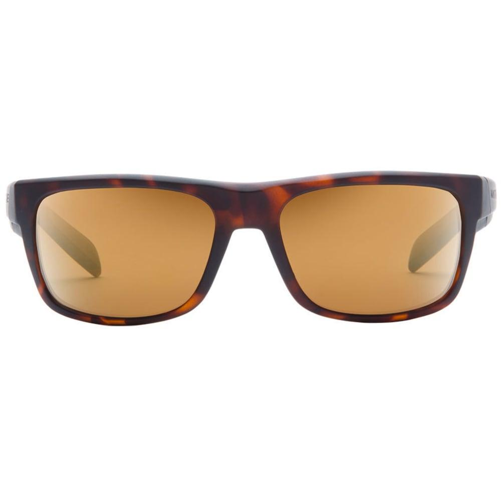 NATIVE EYEWEAR Ashdown Sunglasses, Matte Tortoise/Bronze Reflex - MATTE TURQUOISE
