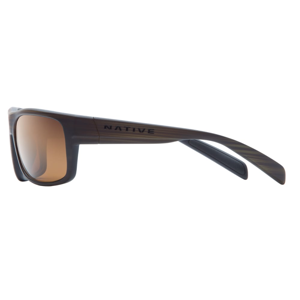 NATIVE EYEWEAR Ashdown sunglasses, Wood, Brown lens - WOOD