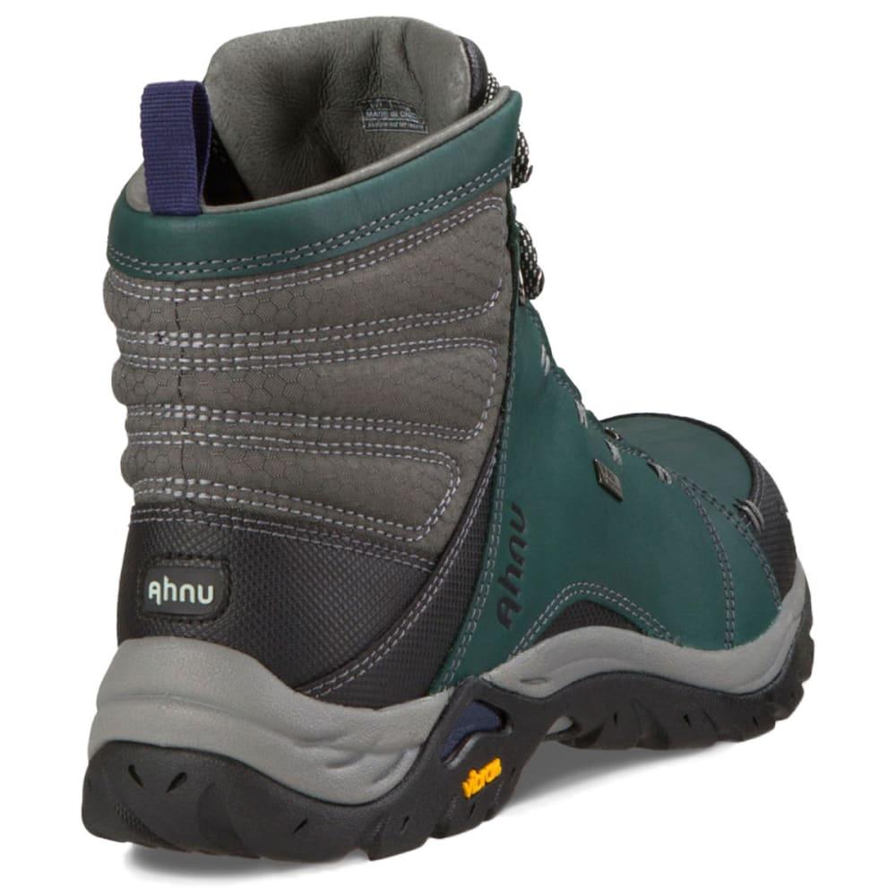 AHNU Women's Montara Waterproof Mid Hiking Boots, Muir Green - MUIR GREEN