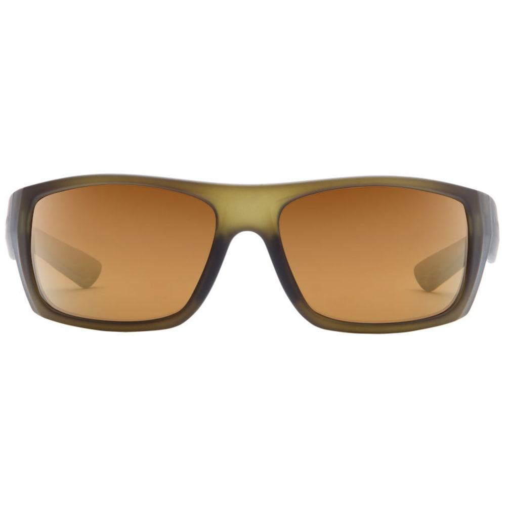 NATIVE EYEWEAR Distiller Sunglasses, Matte Moss/Bronze Reflex - MATTE MOSS