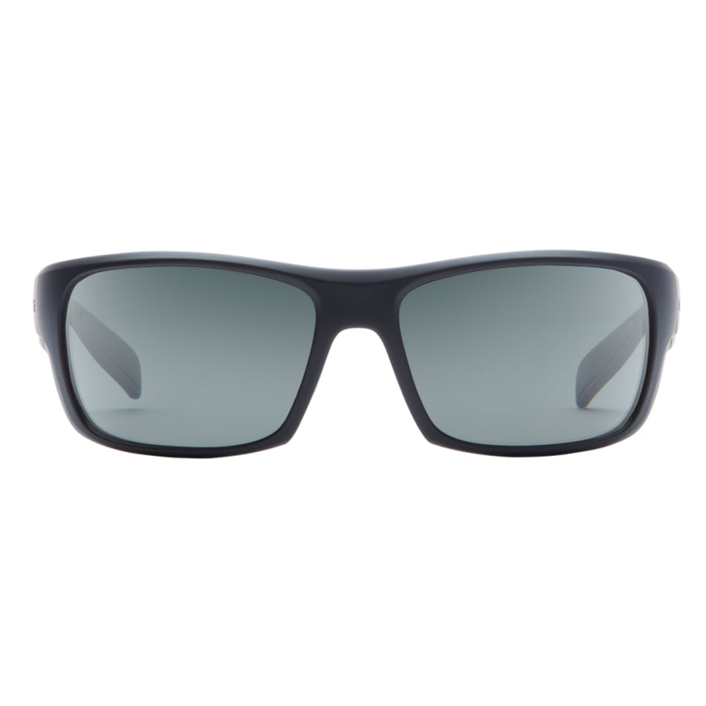 NATIVE EYEWEAR Eddyline Polarized Sunglasses - MATTE BLACK/GRANITE