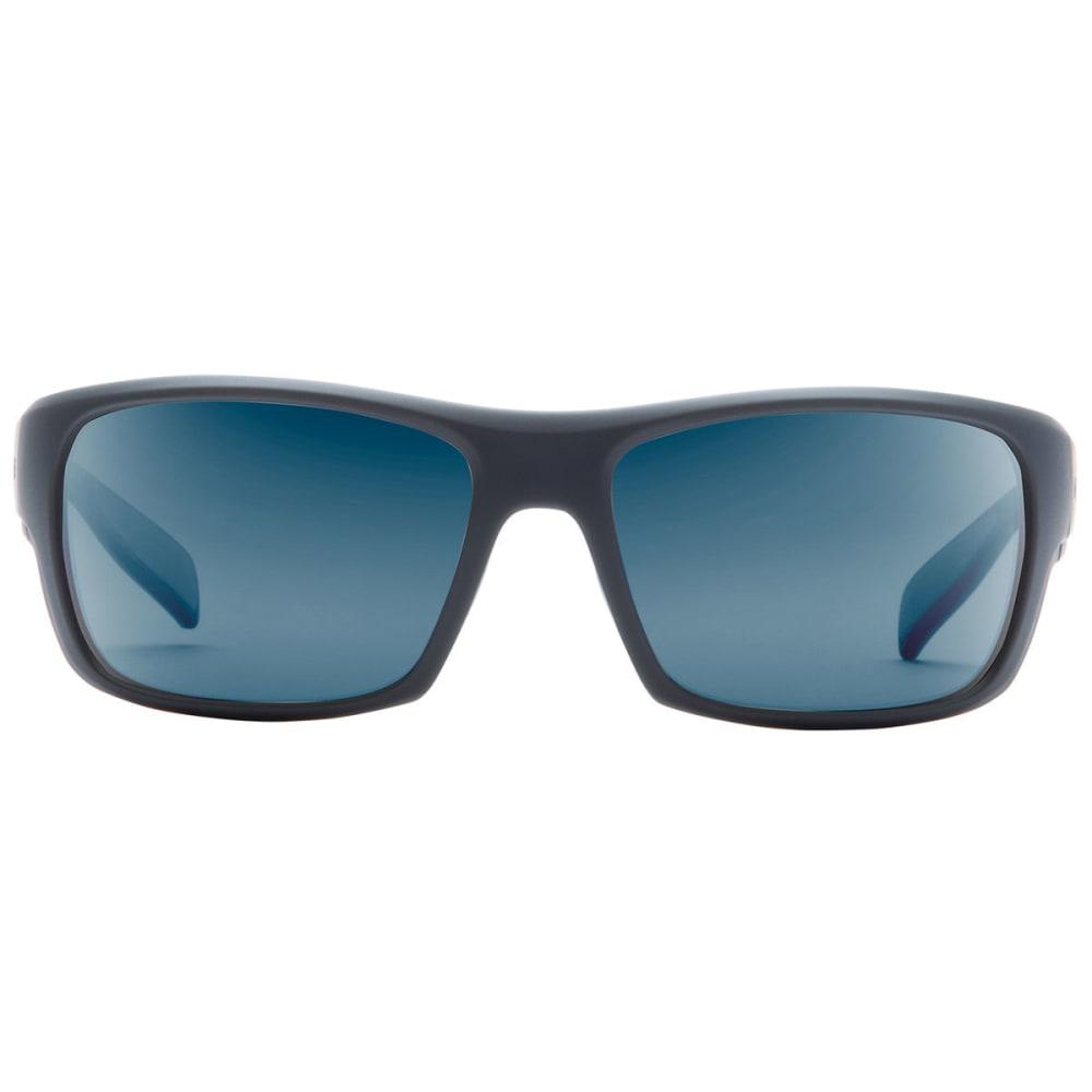 NATIVE EYEWEAR Eddyline Sunglasses Granite/Matte Black, Blue Reflex - GRANITE/BLACK
