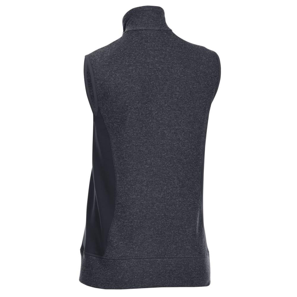 EMS Women's Destination Hybrid Sweater Vest - BLACK