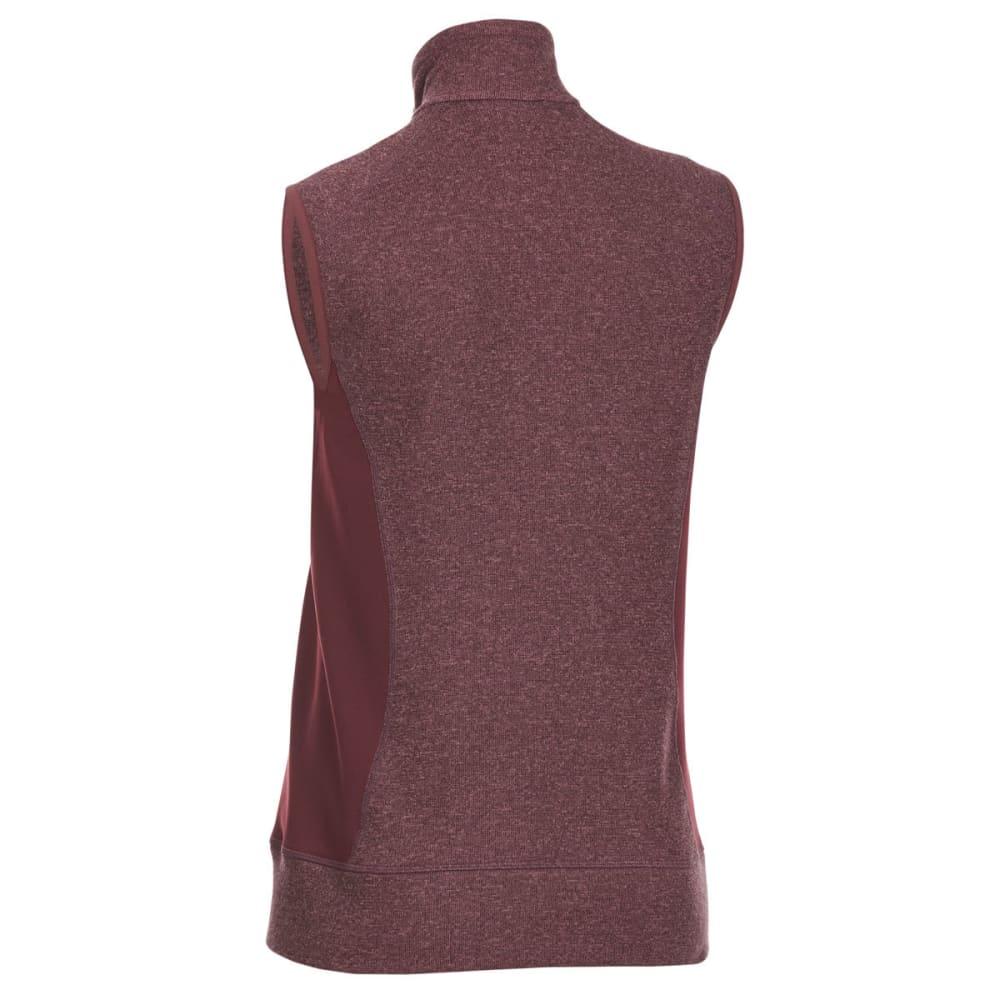 EMS® Women's Destination Hybrid Sweater Vest - PORT ROYALE
