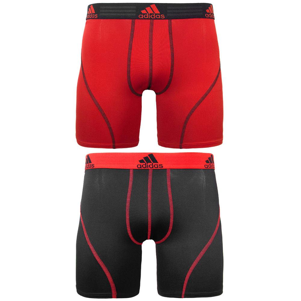ADIDAS Men's Climalite Sport Performance Boxer Briefs S