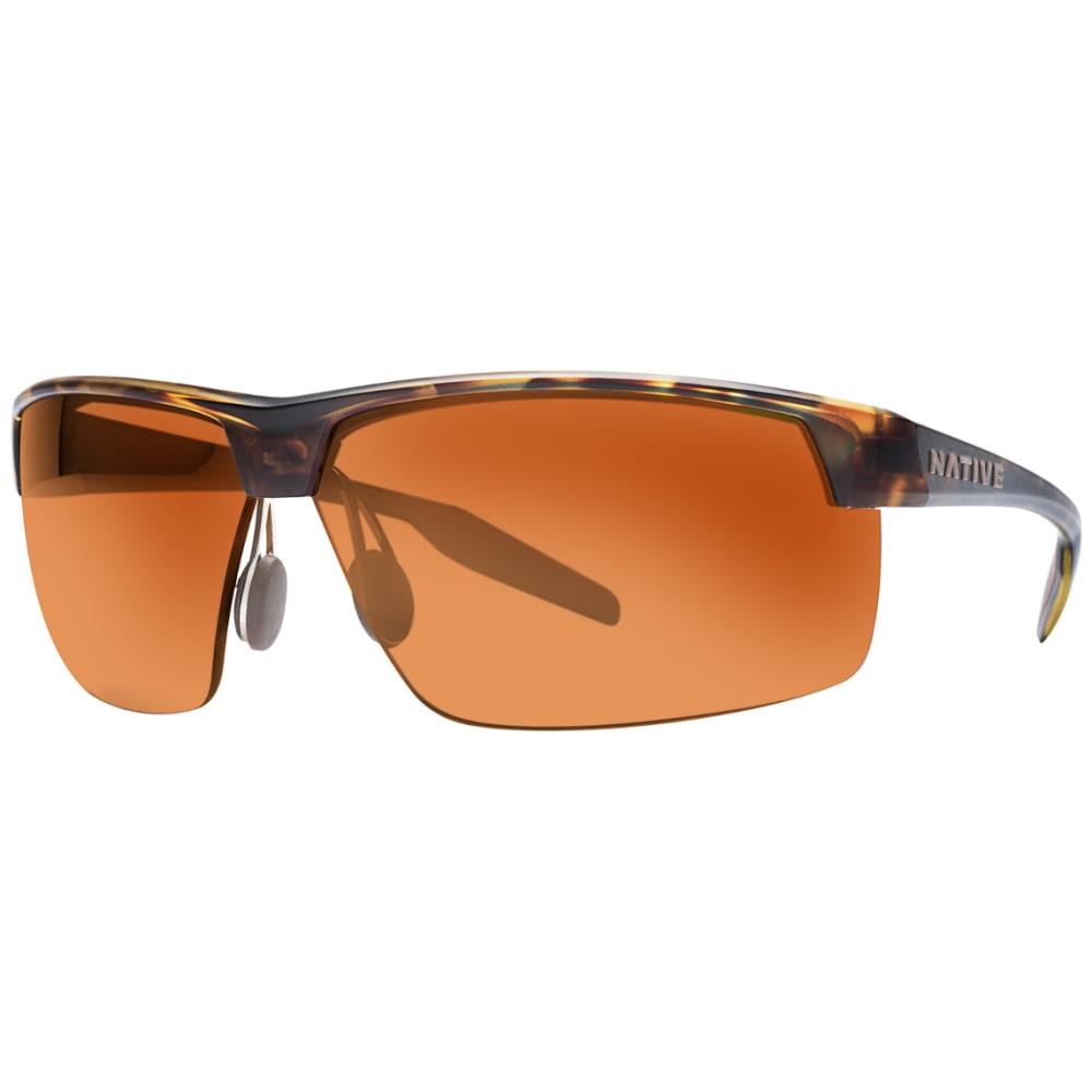 NATIVE EYEWEAR Hardtop Ultra XP Sunglasses, Desert Tortoise, Brown lens - Desert Tort