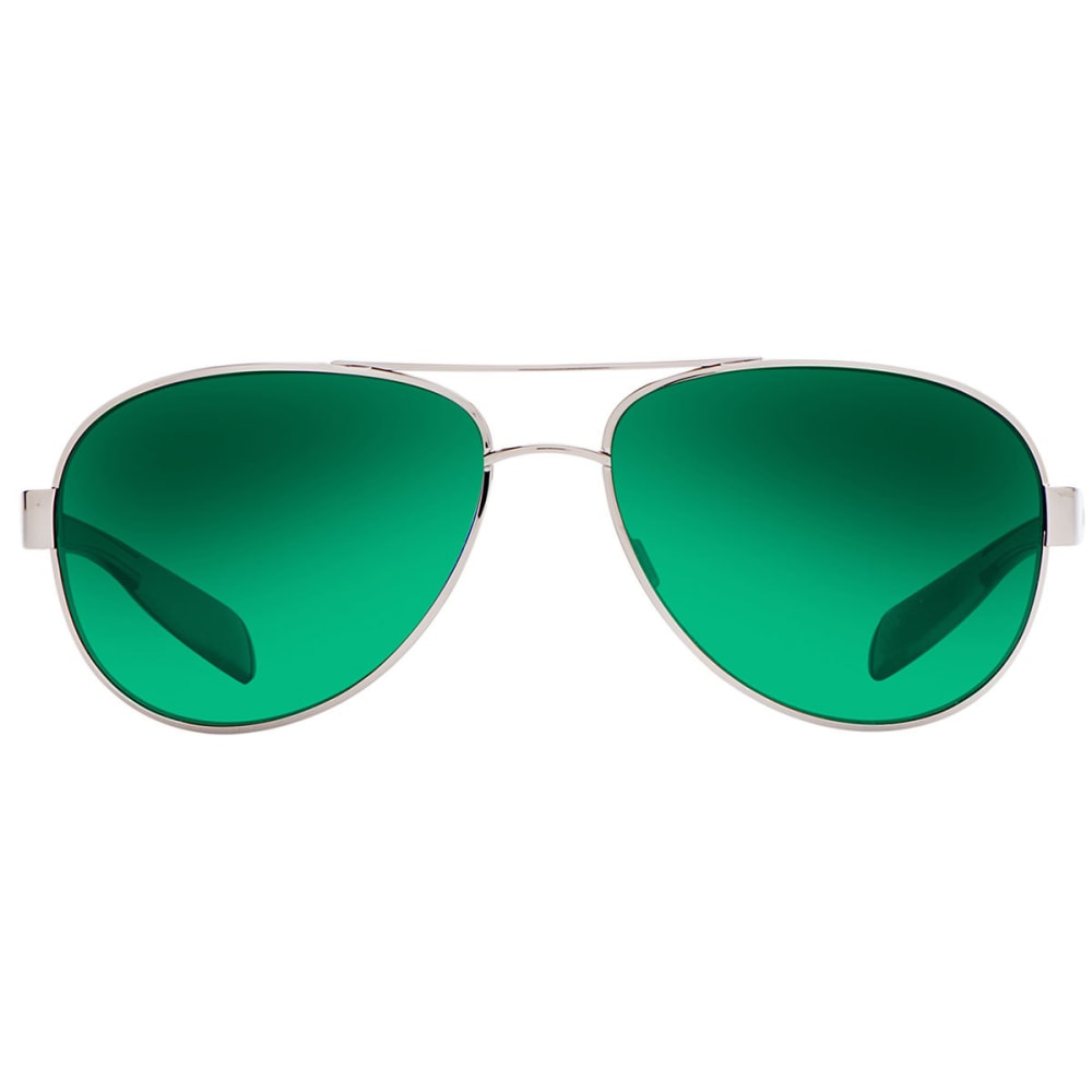 NATIVE EYEWEAR Patroller Sunglasses, Gunmetal/Green Reflex - GUNMETAL/GLOSS BLACK