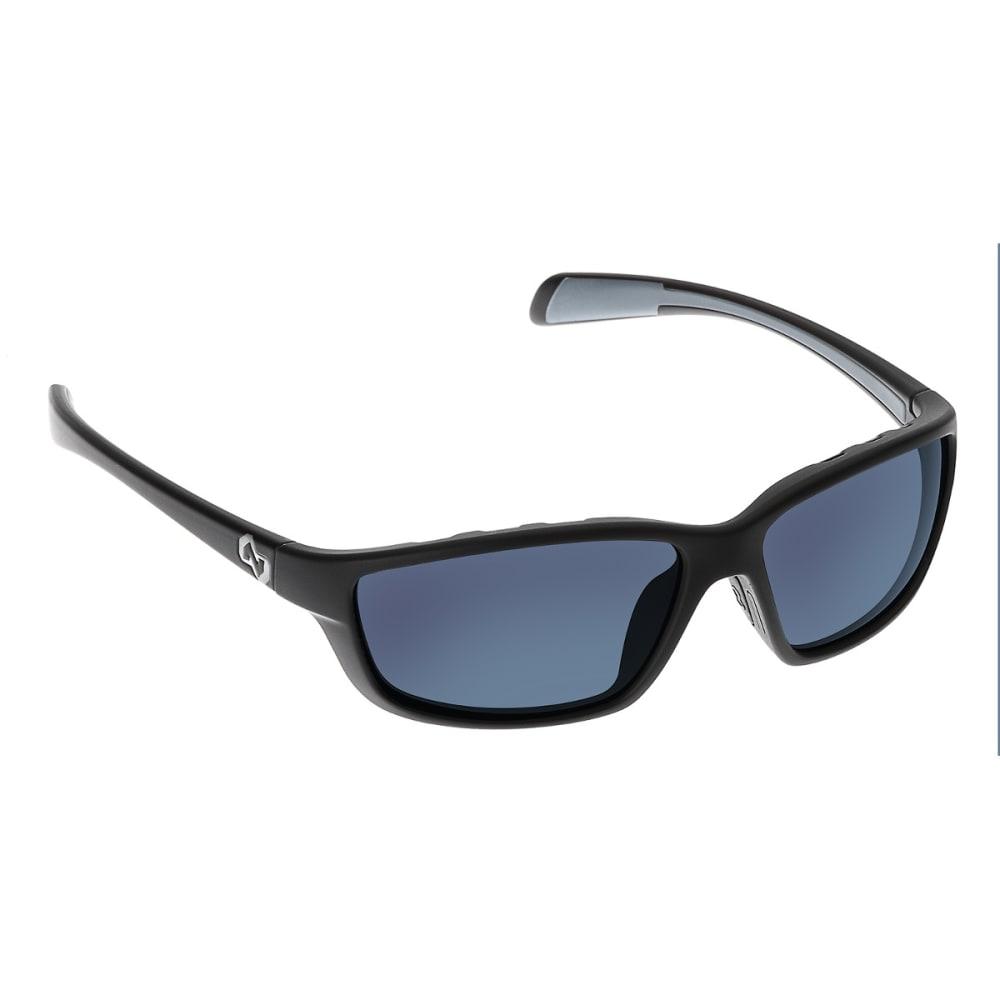 NATIVE EYEWEAR Kodiak Polarized Sunglasses - MATTE BLACK
