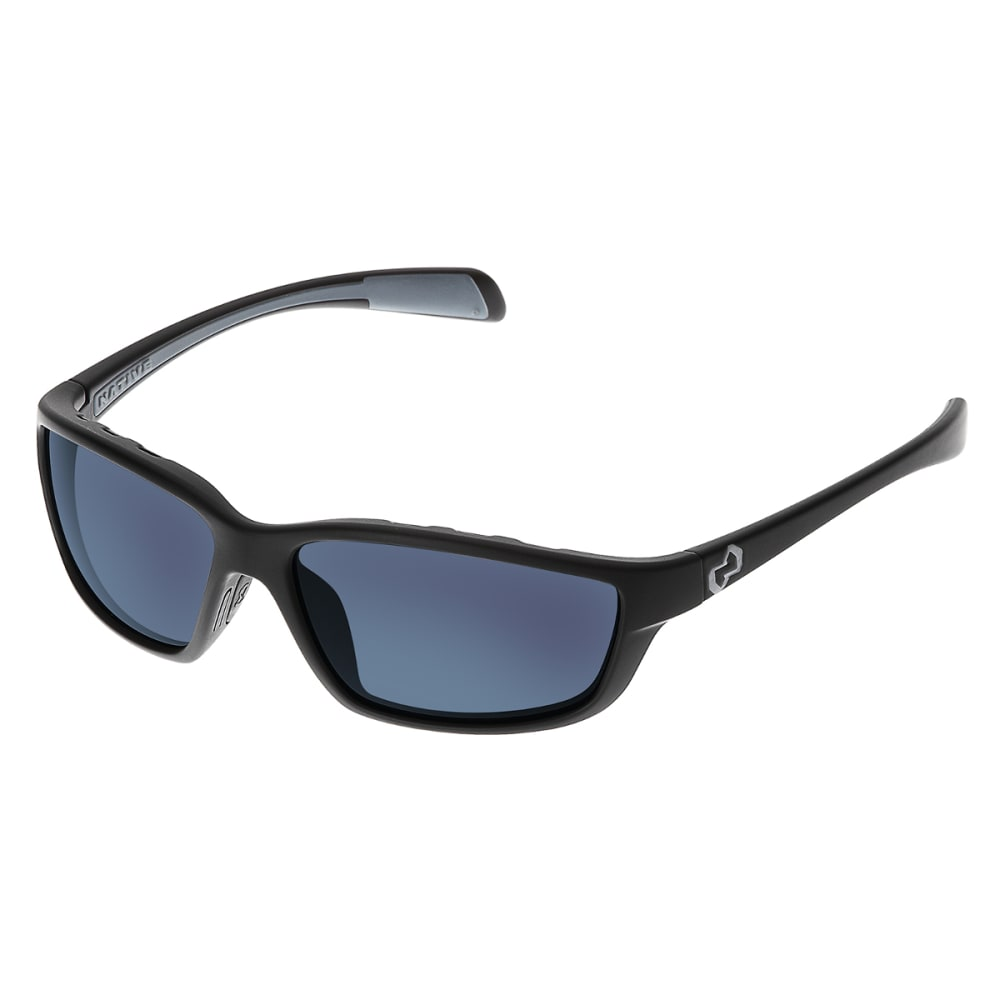 NATIVE EYEWEAR Kodiak Polarized Sunglasses - MATTE BLACK