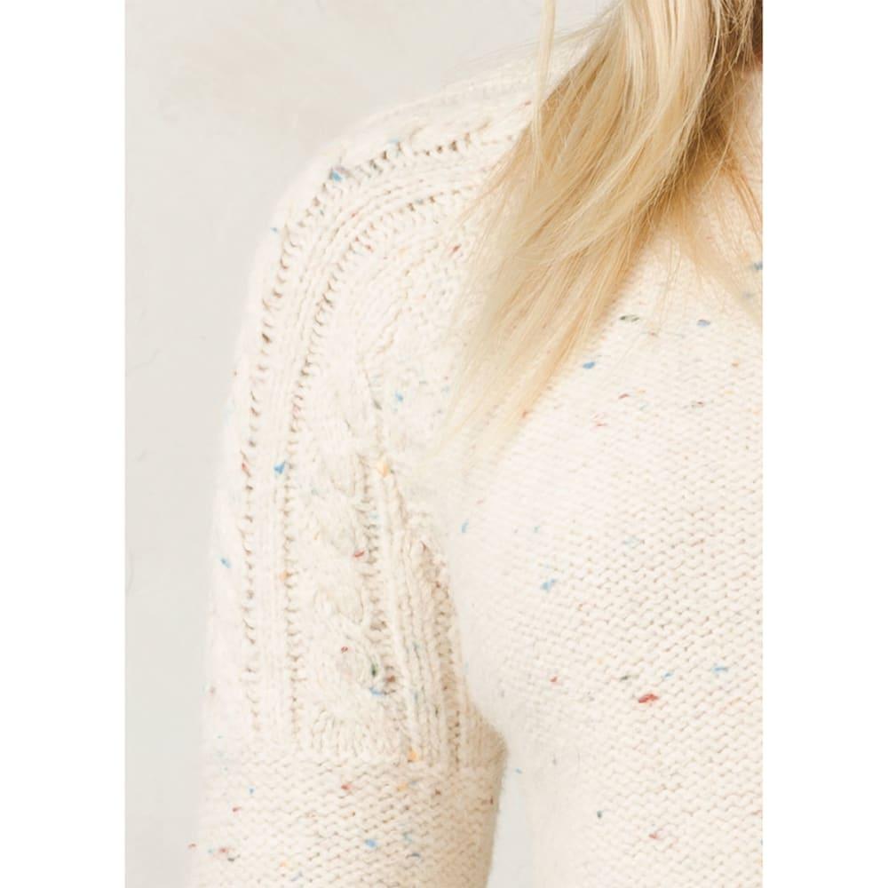 PRANA Women's Pia Long-Sleeve Sweater - WINTER