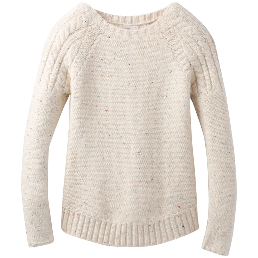 PRANA Women's Pia Long-Sleeve Sweater - WINTER