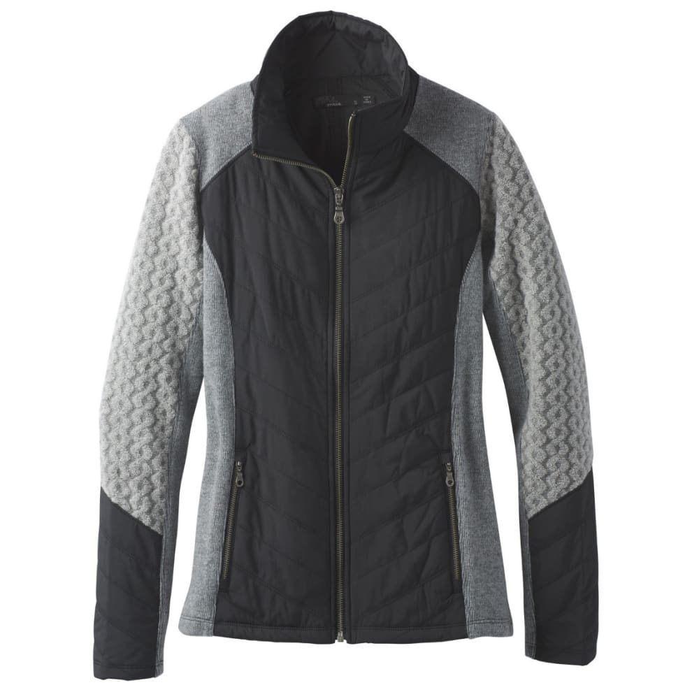 PRANA Women's  Zinnia Jacket - BLACK