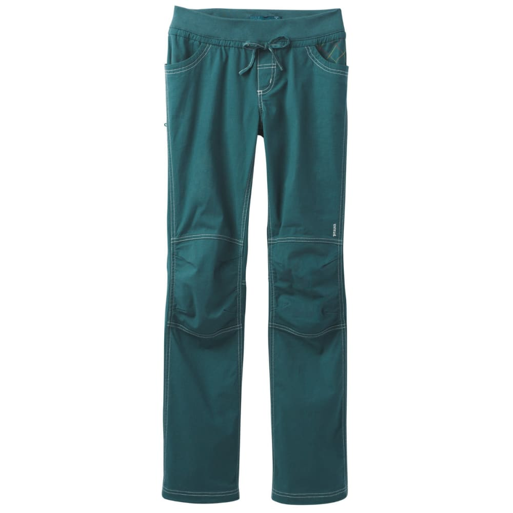 PRANA Women's  Avril Pants - DEEP BALSAM
