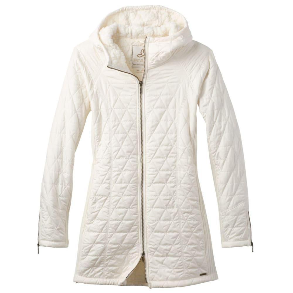 PRANA Women's Diva Long Jacket - WINTER