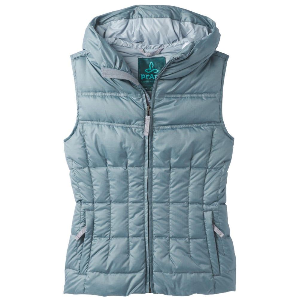 PRANA Women's Imogen Vest - BAYOU BLUE