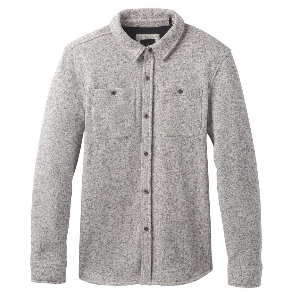 PRANA Men's Everton Midweight Flannel Shirt - WINTER