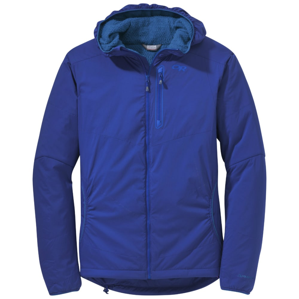 OUTDOOR RESEARCH Men's Ascendant Hoody - 0691-BALTIC/GLACIER