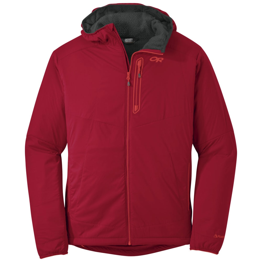 OUTDOOR RESEARCH Men's Ascendant Hoody - AGATE