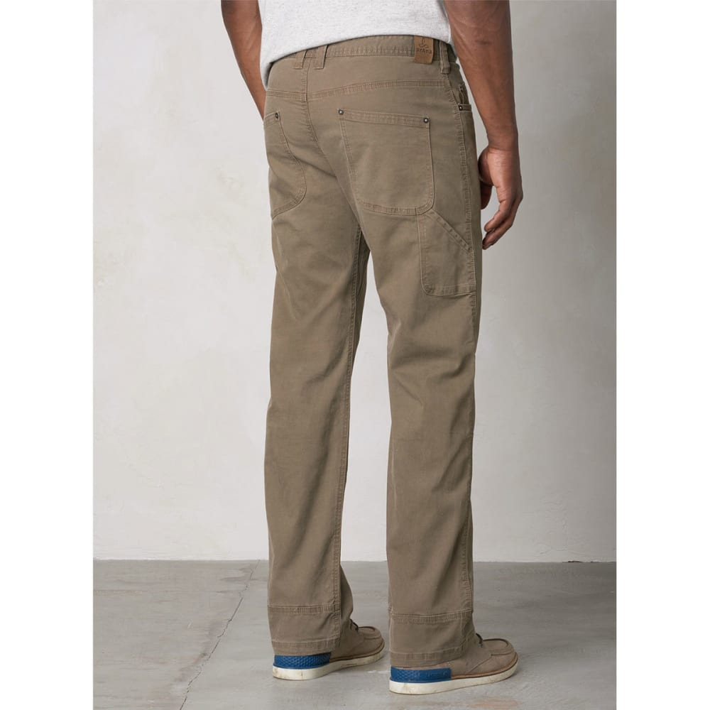 PRANA Men's Bronson Pants, 34 in. Inseam - MUD
