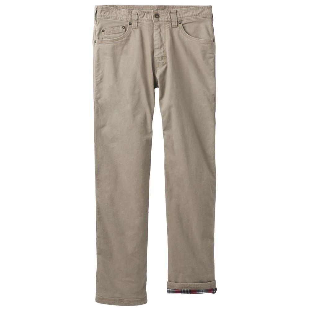 PRANA Men's Bronson Lined Pants - DARK KHAKI