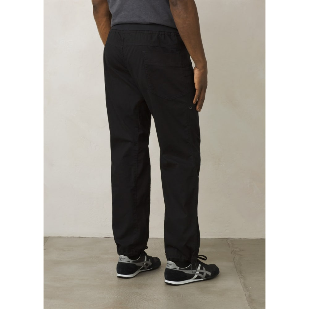 PRANA Men's Zander Pant - BLACK