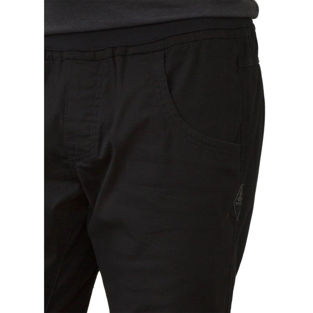 PRANA Men's Zander Pant - BLACK
