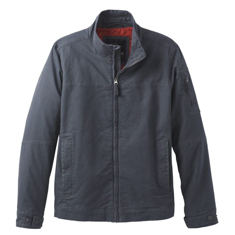 PRANA Men's Bronson Jacket - COAL