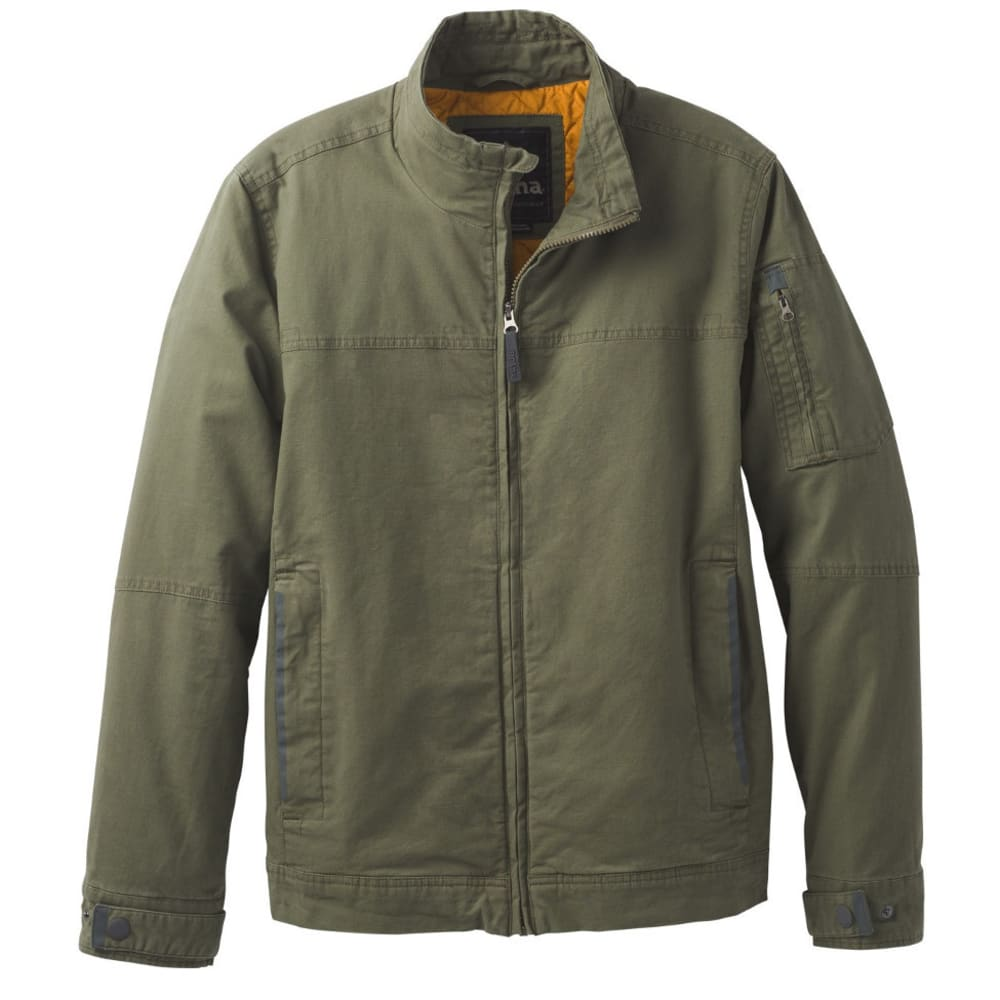 PRANA Men's Bronson Jacket - CARGO GREEN