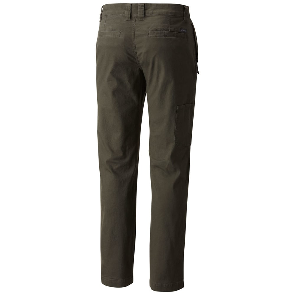 COLUMBIA Men's ROC II Stretch Pants - ALPINE TUNDRA-327