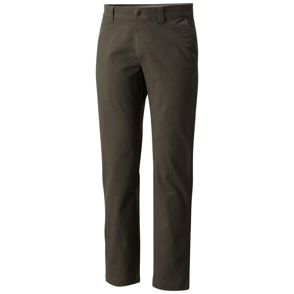 COLUMBIA Men's ROC II Stretch Pants - ALPINE TUNDRA-327
